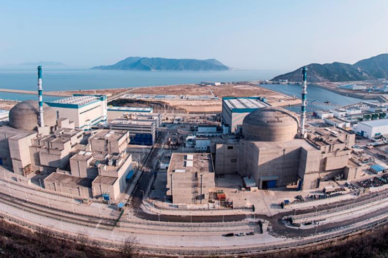 台山核電站(圖片來源:EDF Energy)
