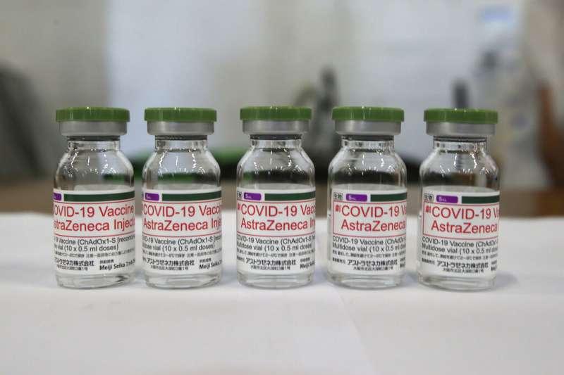 日本外務大臣茂木敏充今(25)日表示,決定追加提供100萬劑AZ疫苗給台灣。(示意圖/資料照)