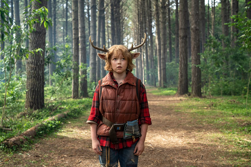 《鹿角男孩》(圖/取自imdb官網)