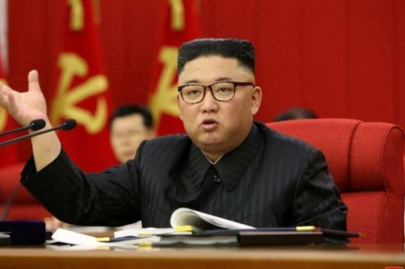 金正恩的苗條身材引發外界對其健康狀況的更多猜測(BBC News 中文)