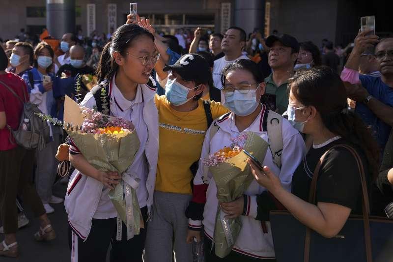 中國,大學,高校(AP)