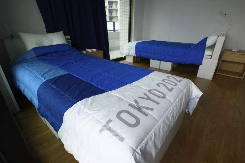 政府為奧運選手安排的旅館不如人意,引發軒然大波。(資料照,美聯社)