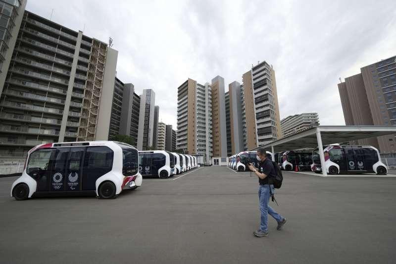 2021年東京奧運和帕運的奧運村與帕運村(Olympic and Paralympic Village)(AP)
