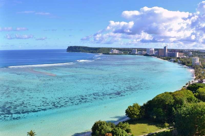 關島當局宣布開放外籍旅客可入境關島並接種疫苗,雄獅旅遊透露已有不少客人洽詢。(資料照,雄獅旅遊提供)
