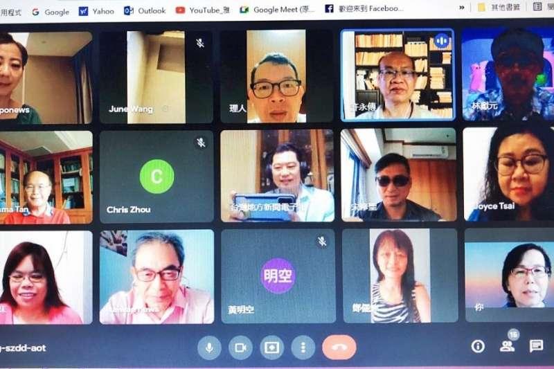 台灣好報主辦媒體從業者交流分享會,昐透過媒體人的力量,讓新聞事件以真相呈現,一起讓閱讀環境更優質。(圖/主辧單位提供)