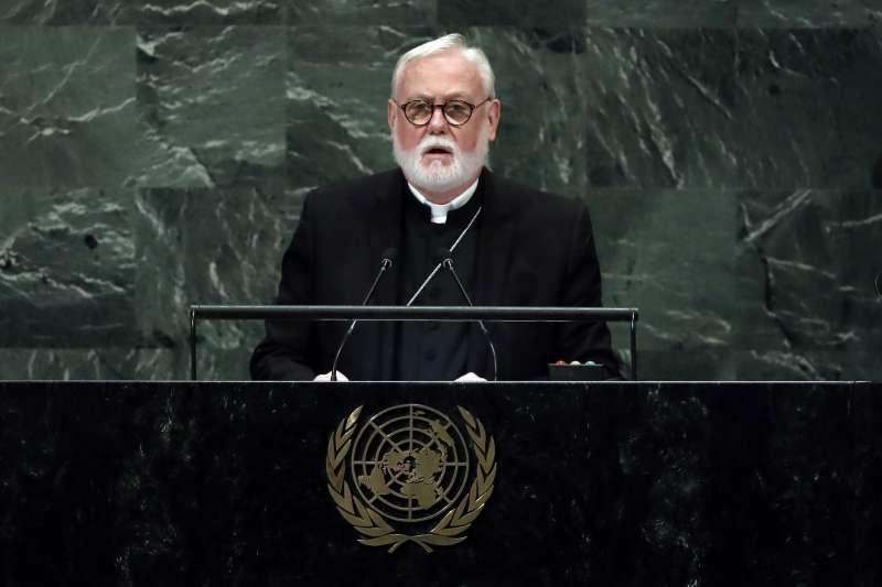 義大利要立法把歧視LGBT族群列為仇恨罪,教廷外長蓋拉格向義大利大使發出外交照會關切(AP)
