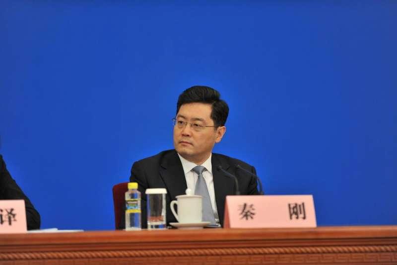 中國外交部副部長秦剛可能出任駐美大使(翻攝網路)