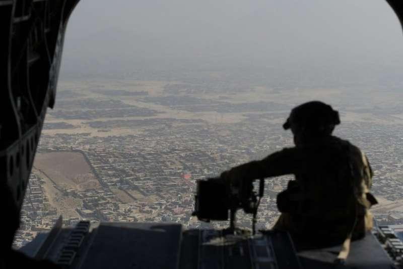 阿富汗戰爭20年後,留守的幾千西方部隊也將離開。(BBC中文網)