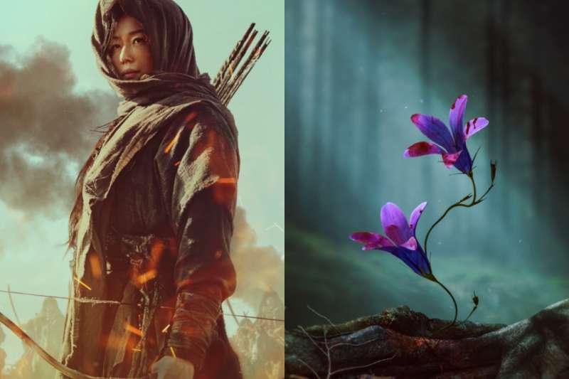 由全智賢主演的《屍戰朝鮮:雅信傳》7/23即將在Netflix上播映。(圖/少女新聞室提供)