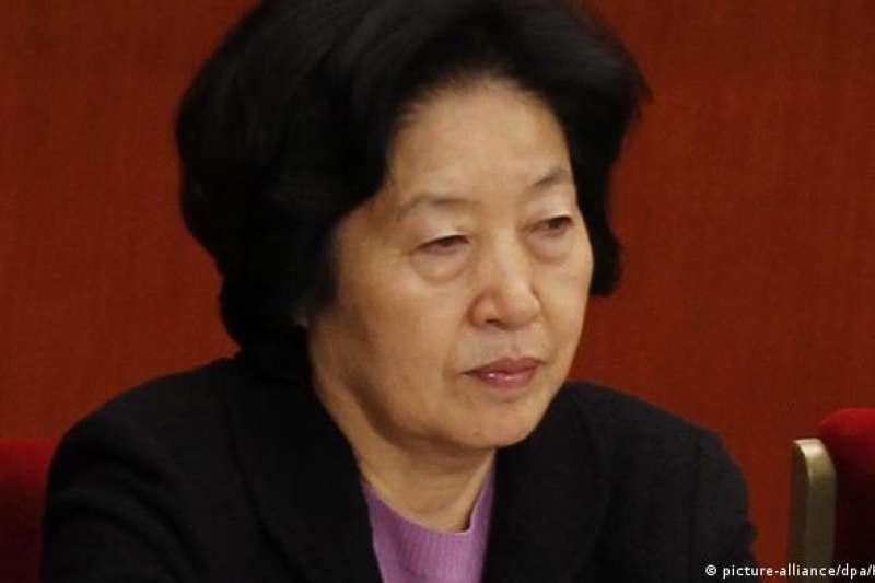 現任國務院副總理孫春蘭