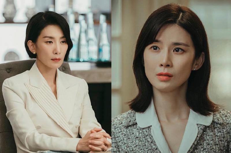Netflix影集《我的上流世界 》即將殺青!一起來回顧劇中的3大看點。(圖 / 取自tvN 드라마(Drama) 粉專)