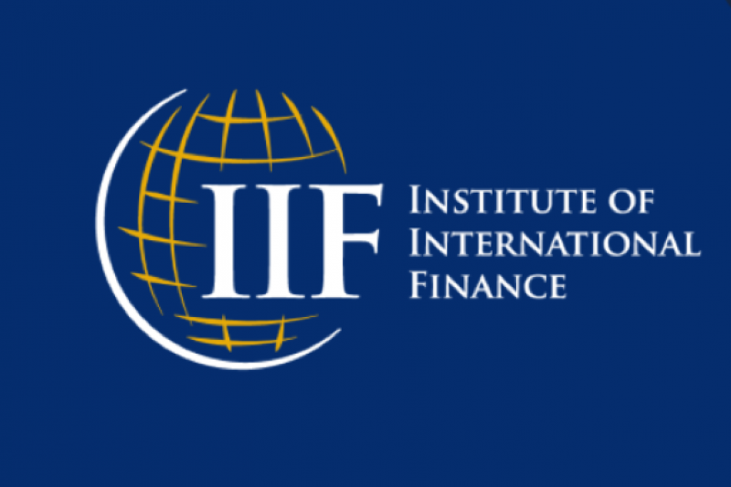 國際金融協會(圖片來源:IIF官網)