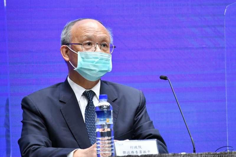 台灣22日遞交加入CPTPP申請,經貿談判辦公室總談判代表鄧振中23日作出說明。(資料照,行政院提供)
