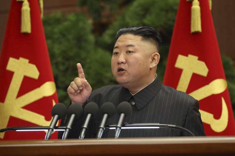 北韓領導人金正恩(美聯社)