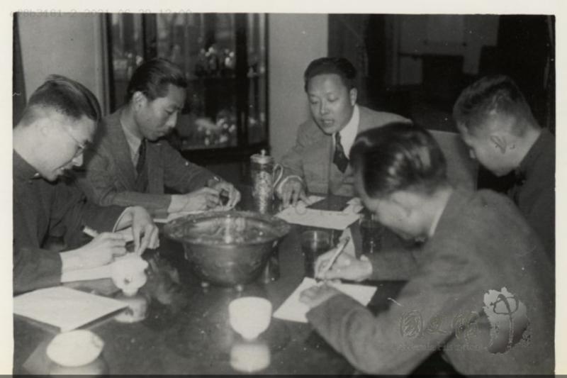 1941年7月1日是一個大日子,首先是毛澤東正式宣布這一天是中共的創黨紀念日,再來則是汪精衛政權宣布發起清鄉運動。圖為清鄉委員會委員兼秘書長李士群。(圖/國史館)