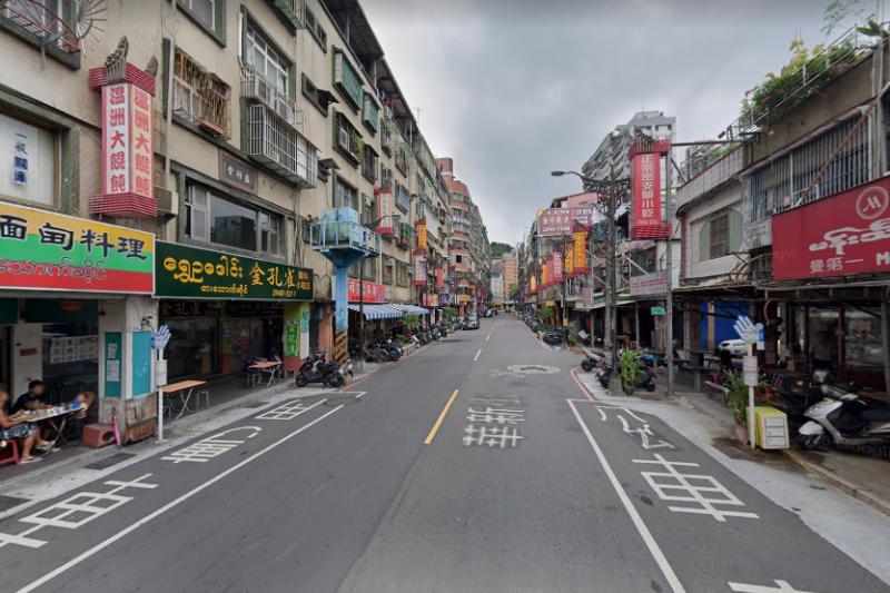 華新街(圖/擷取自google map)