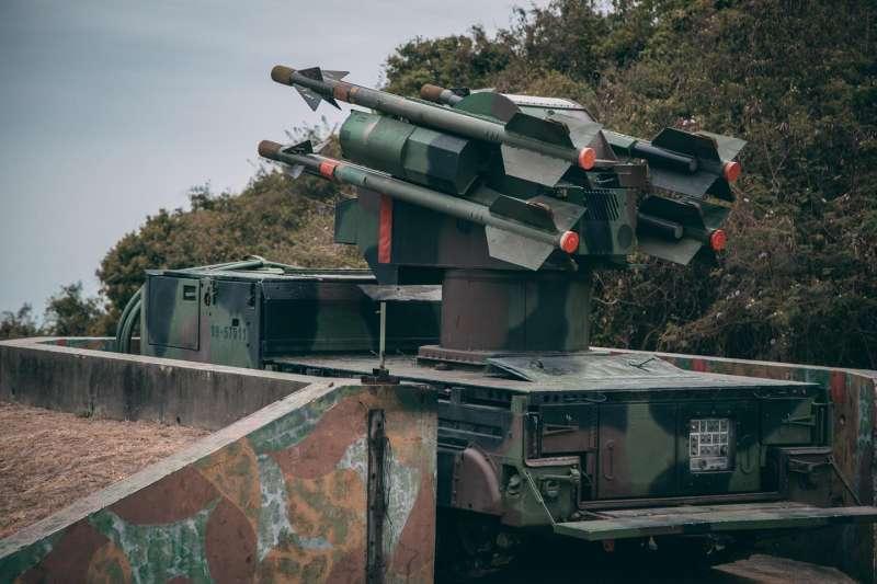 20210705-榭樹飛彈。(取自中華民國海軍臉書)