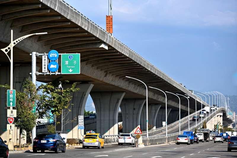 14期重劃區擁兩座匝道,聯外交通便捷。(圖/富比士地產王提供)