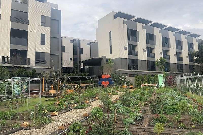 重視採光通風、與環境共生的永續健康宅,成為近期房市亮點(圖片來源:佛司特)