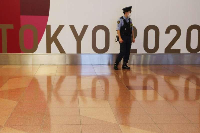 日本首相菅義偉8日宣布緊急事態,東京奧運注定要在高強度的防疫措施下舉行。(美聯社)