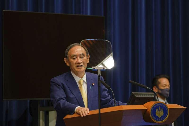 菅義偉政府原計畫藉由東京奧運與韓國舉行高峰會,目前已經破局。(資料照,美聯社)