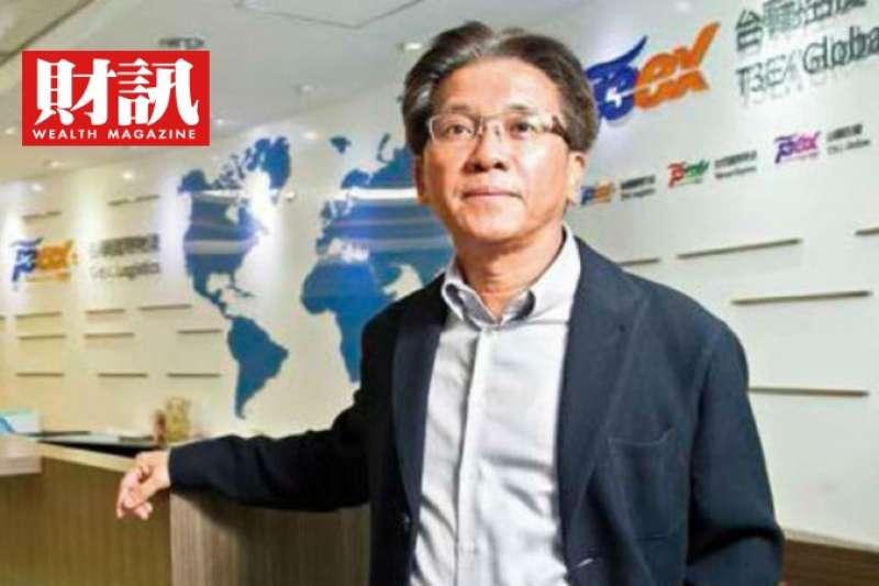 台驊投控是台灣攬貨業者中,業務堪稱最為多元的公司。台驊2021年第1季營收占比,海、空、鐵路、內貿物流分別為66%、22%、4%、8%。(圖/財訊雙週刊提供)