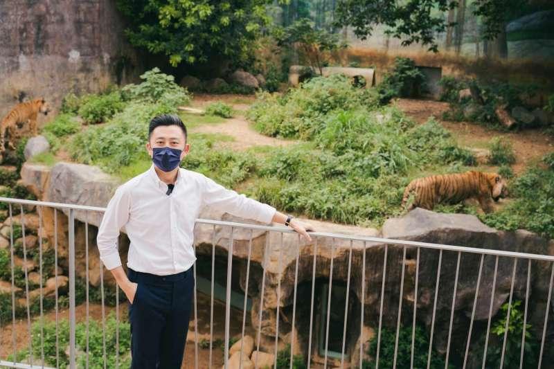 20210710-新竹市長林智堅原預告13日起,新竹市立動物園將有條件解封,未料新竹市政府當日下午宣布動物園將持續休園至26日。(新竹市政府提供)