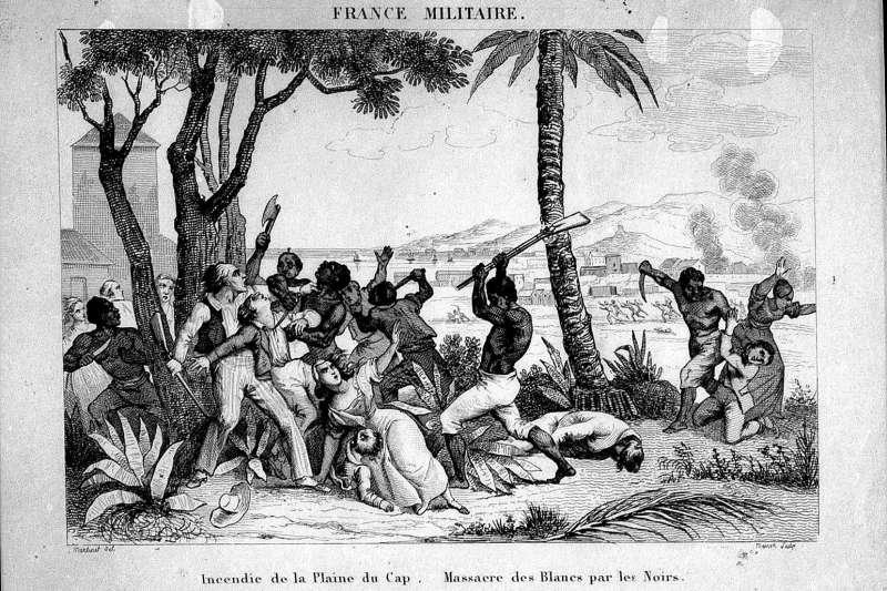 18世紀,海地黑奴追求獨立(Wikipedia / Public Domain)