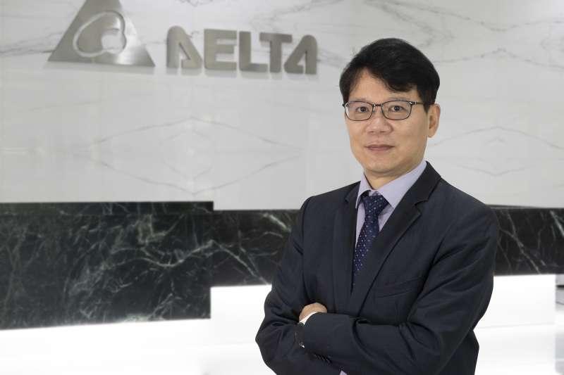 台達電電動車方案事業群總經理唐修平