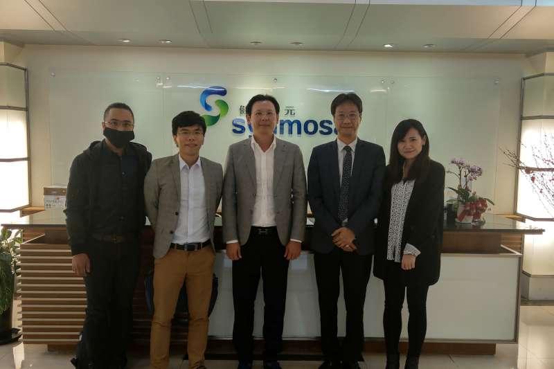 健喬集團宣布與台灣新創公司貝克生醫簽約取得食道癌新式醫材的專屬銷售權。(圖/健喬信元)