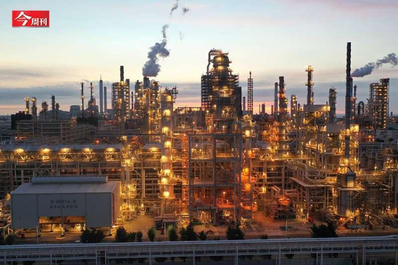 著眼「零廢」與高值化商機的台塑集團,還沒有把「零碳」趨勢當成必須優先因應的產業危機。(圖/今周刊提供)