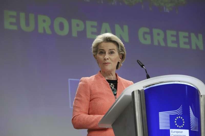 2021年7月14日,歐盟宣布削減溫室氣體二氧化碳排放量新法規(AP)