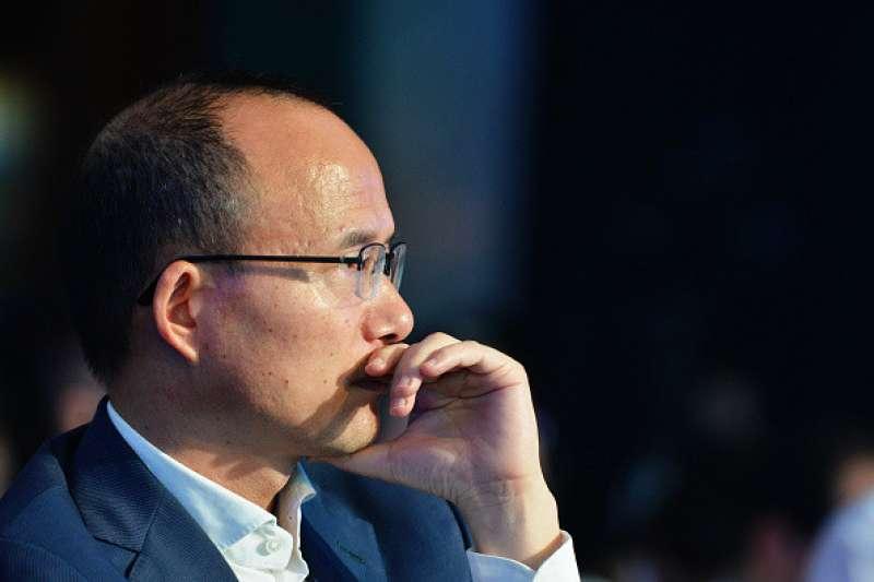 上海復星集團董事長郭廣昌(圖)與台灣的關係,不只是這次德國BNT疫苗採購案,還曾與元祖食品、維格餅家、高雄氣爆有台灣情緣。(搜狐網)