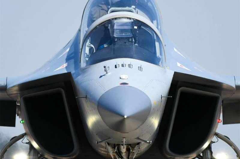 解放軍的戰機操演。(翻攝中國軍網)