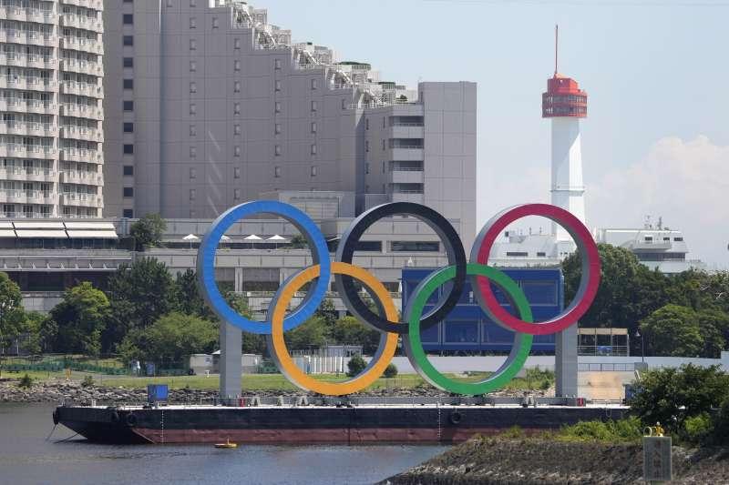 日本東京奧運於今(23)日登場。(圖/AP)