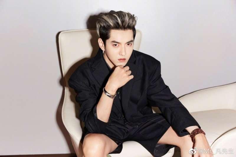 韓團EXO前成員、加拿大華裔明星吳亦凡遭控性侵未成年。(取自@Mr_凡先生微博)