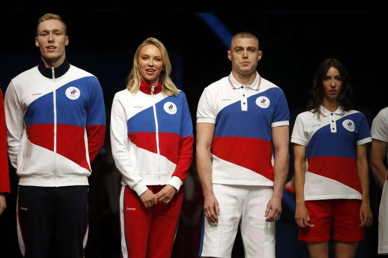 由於違反禁藥規定而受懲處,俄羅斯以ROC代表隊之名參加日本東京奧運(AP)