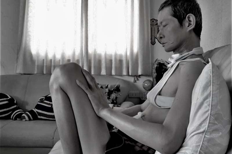 夏先生被醫生診斷僅剩一個月生命,得住進安寧病房。