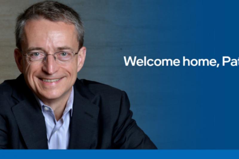 英特爾公司(Intel)執行長杰辛格(Pat Gelsinger)/圖片來源:Intel