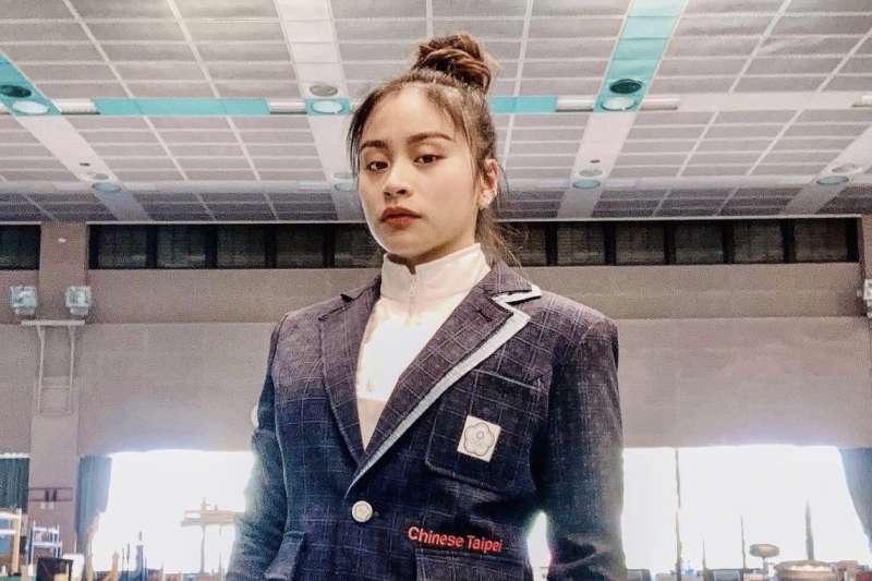 東京奧運再添佳績,來自鄒族的女子49公斤級舉重選手方莞靈,在今(24)日比賽中以總和181公斤奪下殿軍。(台灣世界展望會提供)