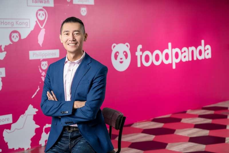 foodpanda台灣董事總經理方俊強。(圖片來源:foodpanda提供)
