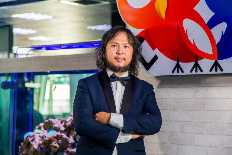 奧丁丁集團創辦人暨執行長王俊凱。(圖片來源:奧丁丁提供)
