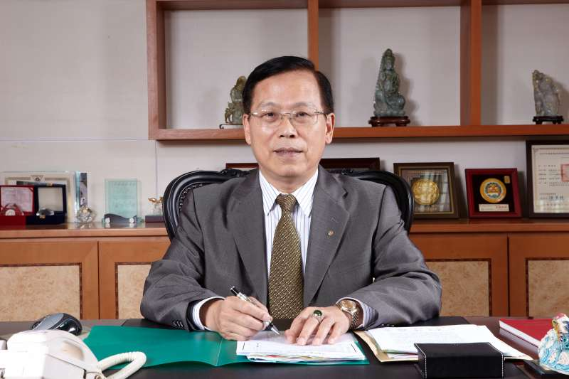 遠東生技董事長闕鴻達。(圖片來源:遠東生技提供)