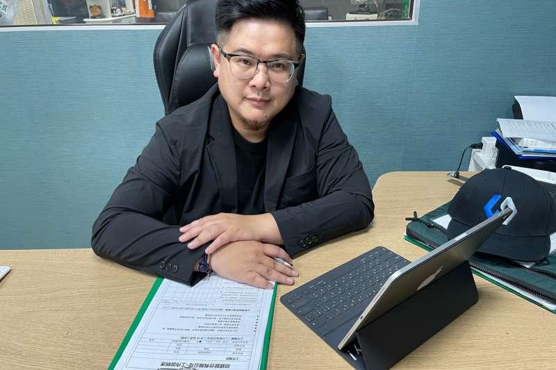 哈鏌企業總經理陳志偉。(圖片來源:哈鏌企業提供)