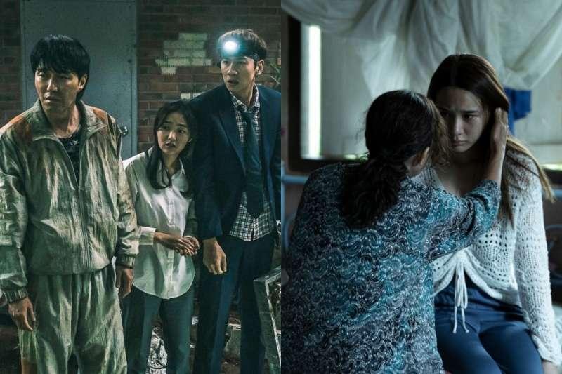 即將上映在台灣的7部強檔韓國電影,每一部都讓人超期待啊!(圖/取自 showbox.movie@instagram、少女心文室提供)