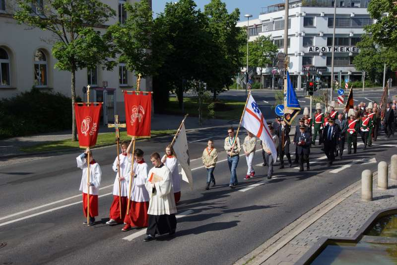 德國天主教(DALIBRI@Wikipedia / CC BY-SA 4.0)