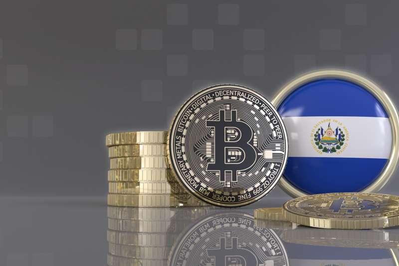 薩爾瓦多將成為全球第一個讓比特幣成為法定貨幣的國家,新法即將於9月8日正式上路。 (圖/李可人提供)