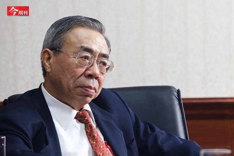 儘管台化董事長已從王文淵,變成原為該公司副董事長的洪福源,但象徵集團經營權的「行政中心」,總裁仍是王文淵。(圖/今周刊提供)