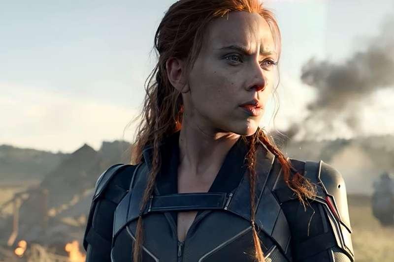 史嘉蕾喬韓森在《黑寡婦》(Black Widow)中完美謝幕。(圖/取自imdb官網)