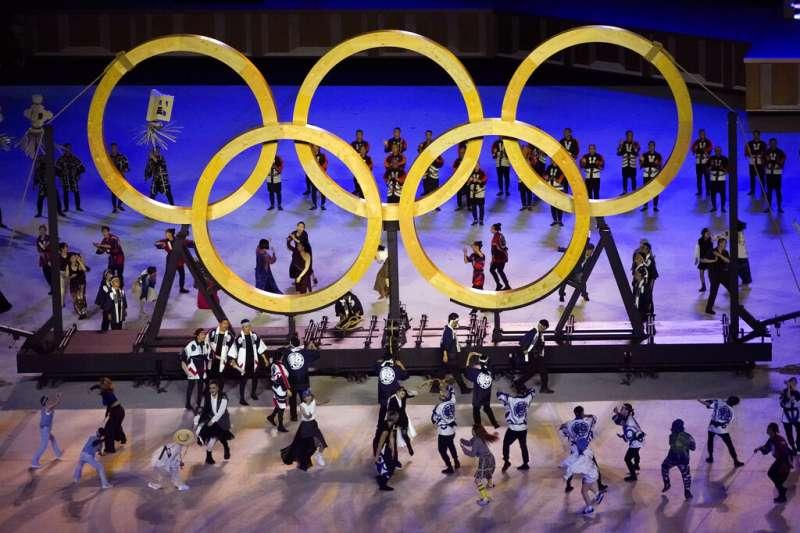 2020東京奧運,是日本第三次與奧運結緣。(AP)